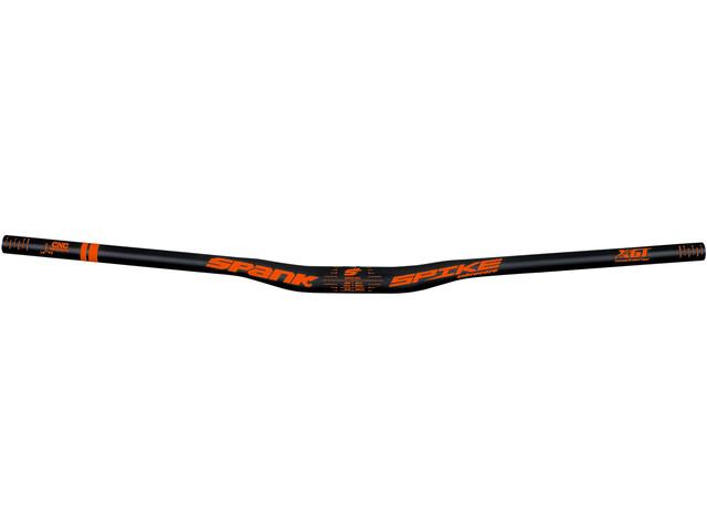 Spank Spike 800 Race Vibro Core Stuur Ø31,8mm, 15mm, black/orange
